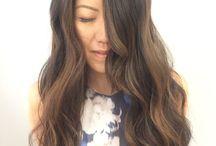 Hair with Karis