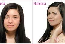 Before/After - Pred/Po alebo make-up je super pomocník