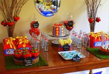 Party Theme Ideas / by Jessica E
