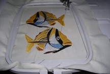Machine Embroidery projects / Here are projects for most embroidery machines no matter what brand. Embroider and have fun. Jenny