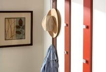 Organization Tips & Storage Ideas / Find a place for everything and put everything in its place with these storage and organization ideas. This board showcases organizing tips and hacks along with DIY projects for building storage systems and shelving.