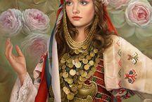 otantik kadın resimleri