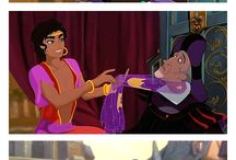 Genderbend Disney
