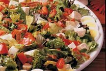 Salads / by Cynthia Donelson