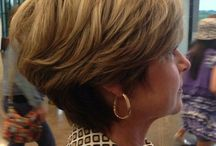 hairstyles over 60 older women