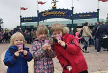 DisneyLand Paris / Getting ready for a trip to Disnyeland Paris one day ;)