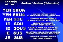 Reduction of Jesus Names