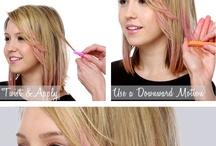 Hair ideas / Awesome hair