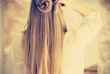 "Hair love <3  / easy and ""sparkle"" hairstyles"