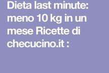 X la dieta