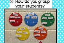 kinder small group organization