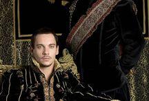 Tudorovci(seriál i skutečnost)