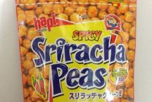 Grocery - Food - Wasabi Peas