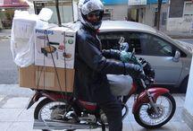 Envíos TresMares / Nuestra Moto de confianza y nuestros métodos de envío.