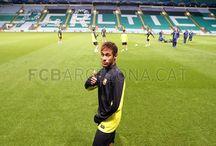 Neymar da Silva Santos Junior / Neymar Pics!