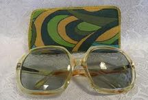 Outdoors / 1960 Era Sunglasses