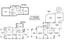 floor plans / by Melissa Bopp