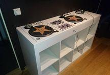 DJ Booth Ideas