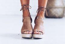 · Them shoes ·