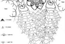 ドリー編み図 / 大きなドリー
