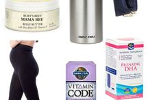 Pregnancy Products You Need (Or Just Want!) / Helpful products for your pregnancy, avoid stretch marks, pregnancy books to read, beauty products when you're expecting, great pregnancy gear and more.