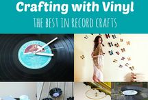 Crafting with vinyls