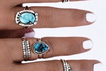 Bijuterie / anillos collares pulseras