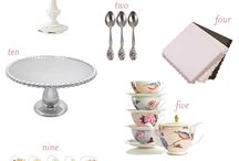 tea party must haves