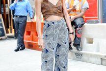 printed pants / Fashion / by Roberta Carranza