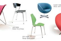 Stoler redesign / Stoler til design og redesign
