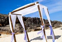 Beach wedding Ideas / beach weddings