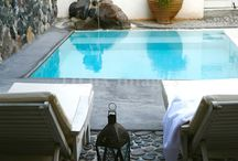 Around pool