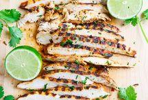 Easy Dinner Ideas / Easy healthy dinners. Healthy dinner ideas.  Quick healthy dinners.