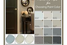 Paint and floors