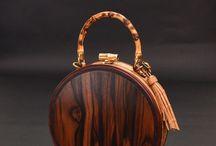 сумки из дерева