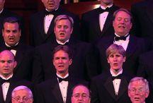 Tabernacle Choir / Mormon Tabernacle Choir / by MormonLink.com