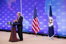 Kerry Brutalized by Critics Over Bold Claim About Climate Change and Terrorism