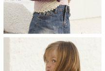 детская одежда.вязание
