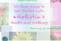 Our Freebies / At HolisticExperts.org, we believe that health and wellness resources should be available freely, to all people at all times. So stay tuned for arms full of goodies coming your way!