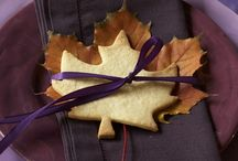 Thanksgiving & Halloween - and other Autumn Feasts