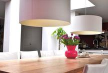 mogelijke stijlen lamp - tafel