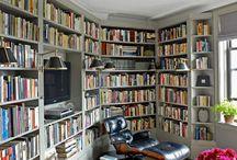 fotos de bibliotecas