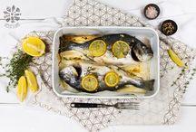 Food Photography - Seafood / by Veselina Zheleva (Vessy's Day)