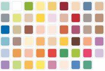 Falfesték színek