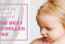 Allow Us To Help You Pick The Best Stroller Fan