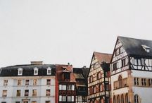 Europe / Amsterdam, Berlin, Venice, etc.