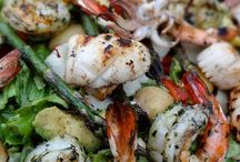 Summer Foodie / Dishes that will be good for simple summer gatherings and relaxing outside. / by LadyVaness Lewis