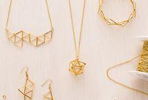 DIY Minimalist Jewellery