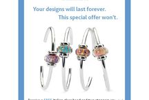 Trollbeads Specials / Occasionally Trollbeads offers special pricing on Trollbeads products.  On this board we will pin when a special is happening! / by Trollbeads Gallery