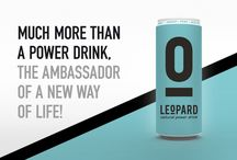 Leopard Natural Power Drink